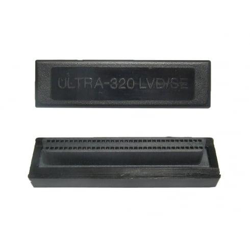 SCSI 3 Half Pitch 68 (F) LVD/SE Terminator