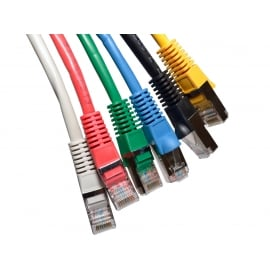 Shielded Cat5e Patch Cable