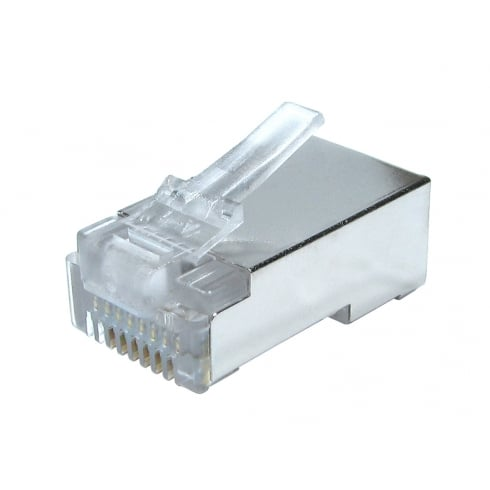 Shielded RJ45 Plug (Bag of 100)