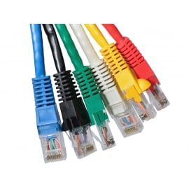 Snagless Cat6 Patch Cable