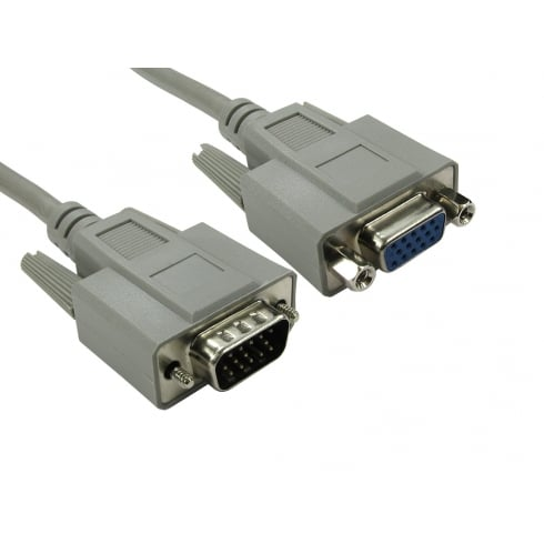 SVGA Monitor Extension Cable
