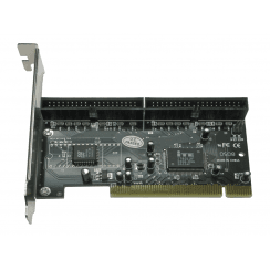 Two Port IDE (ATA133) PCI Card