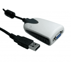 USB 2.0 to SVGA Adapter