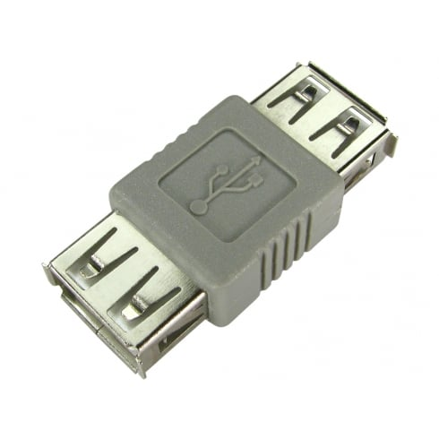 USB 2.0 Type A (F) to Type A (F) Coupler