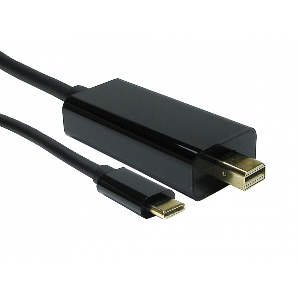 Cables Direct Ltd Usb Type C To Mini Displayport Adapter