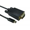 USB C to VGA 1080P @ 60HZ