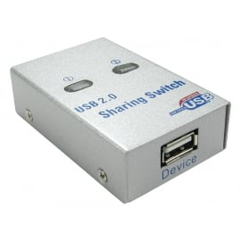 USB Sharing Switch - Metal