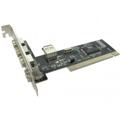 USB2.0 PCI Expansion Card