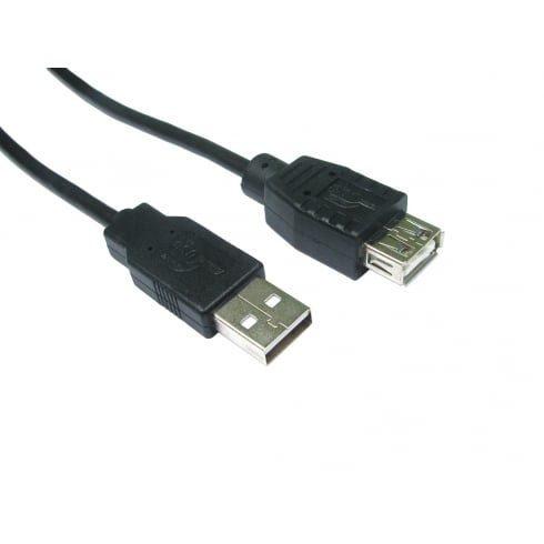 USB2.0 Type A Extension Cable