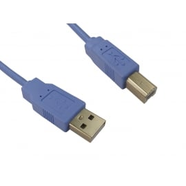 USB2.0 Type A to type B Cable